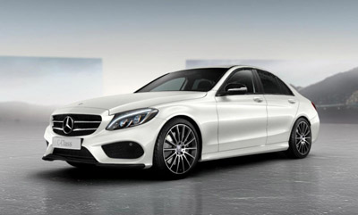 Mercedes-Benz разработал пакет Night Package для C-Class W205