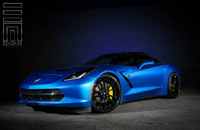 Chevrolet Corvette C7 Stingray от Exclusive Motoring