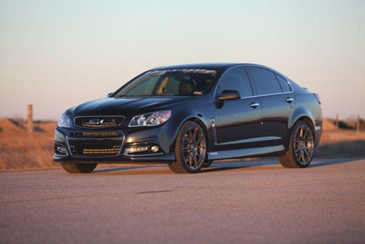 Chevrolet SS HPE1000 от Hennessey Performance